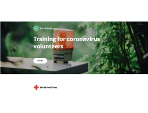 Training for Coronavirus Volunteers
