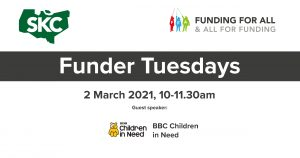 Top tips for applying for funding from BBC Children in Need