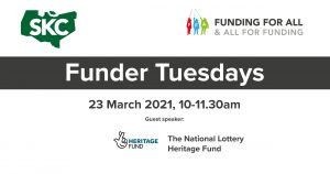 The National Lottery Community Fund Reaching Communities presentation